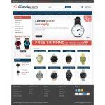 Thiết kế website đồng hồ kính mắt giá rẻ tại webbachthang