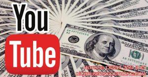 Sự khác biệt của khóa học kiếm tiền Youtube