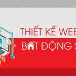 Thiết kế website bất động sản giá rẻ tại webbachthang