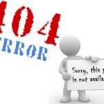 Lỗi 404 là gì? Cách khắc phục và xử lý lỗi 404