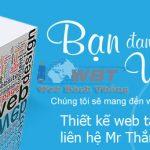 Thiết kế website giá rẻ Lạng Sơn
