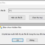 Fixattrb là gì? Fixattrb có vai trò như thế nào đối với việc phục hồi các file ẩn?