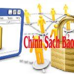 Chính sách bảo mật thông tin cá nhân khách hàng