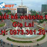 Thiết kế website giá rẻ Gia Lai