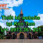 Thiết kế website giá rẻ Kon Tum