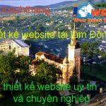Thiết kế website giá rẻ Lâm Đồng