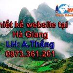 Thiết kế website giá rẻ Hà Giang chỉ có tại Bách Thắng