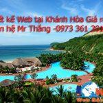 Thiết kế website giá rẻ Khánh Hòa