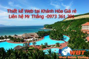 Thiết kế website giá rẻ Khánh Hòa uy tín