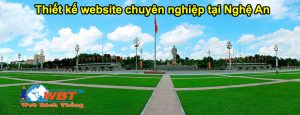 Thiết kế website giá rẻ Nghệ An