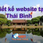 Thiết kế website giá rẻ tại Thái Bình