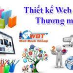 Thiết kế website thương mại điện tử giá rẻ uy tín chuẩn seo chuẩn di động