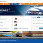 Thiết kế website bảo hiểm chuẩn seo giá rẻ nhất thị trường hiện nay