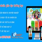 Thiết kế website giáo dục cho trường học giá rẻ uy tín chất lượng