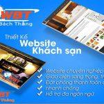Thiết kế website khách sạn hiện đại bắt mắt giá tốt nhất trên thị trường