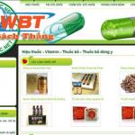 Thiết kế website nhà thuốc đông y – Giải pháp thúc đẩy kinh doanh
