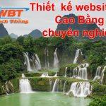 Thiết kế website giá rẻ tại Cao Bằng – Đảm bảo chất lượng chuyên nghiệp nhất
