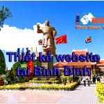 Thiết kế website giá rẻ tại Bình Định uy tín chất lượng chuẩn seo chuẩn di động