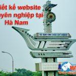 Thiết kế website giá rẻ tại Hà Nam chuẩn SEO dễ dàng lên top google