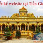 Thiết kế website giá rẻ tại Tiền Giang giá tốt nhất