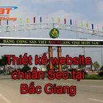Thiết kế website giá rẻ tại Bắc Giang chuẩn seo chuẩn di động